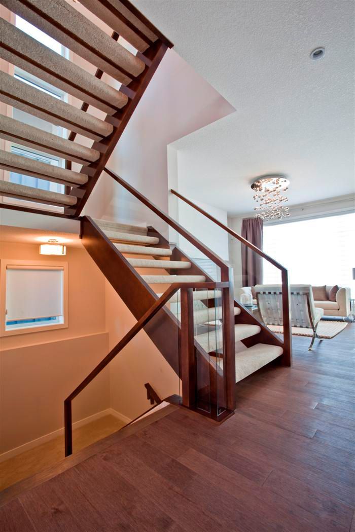 Best Open Risers Artistic Stairs 2 Interior Staircase 640 x 480