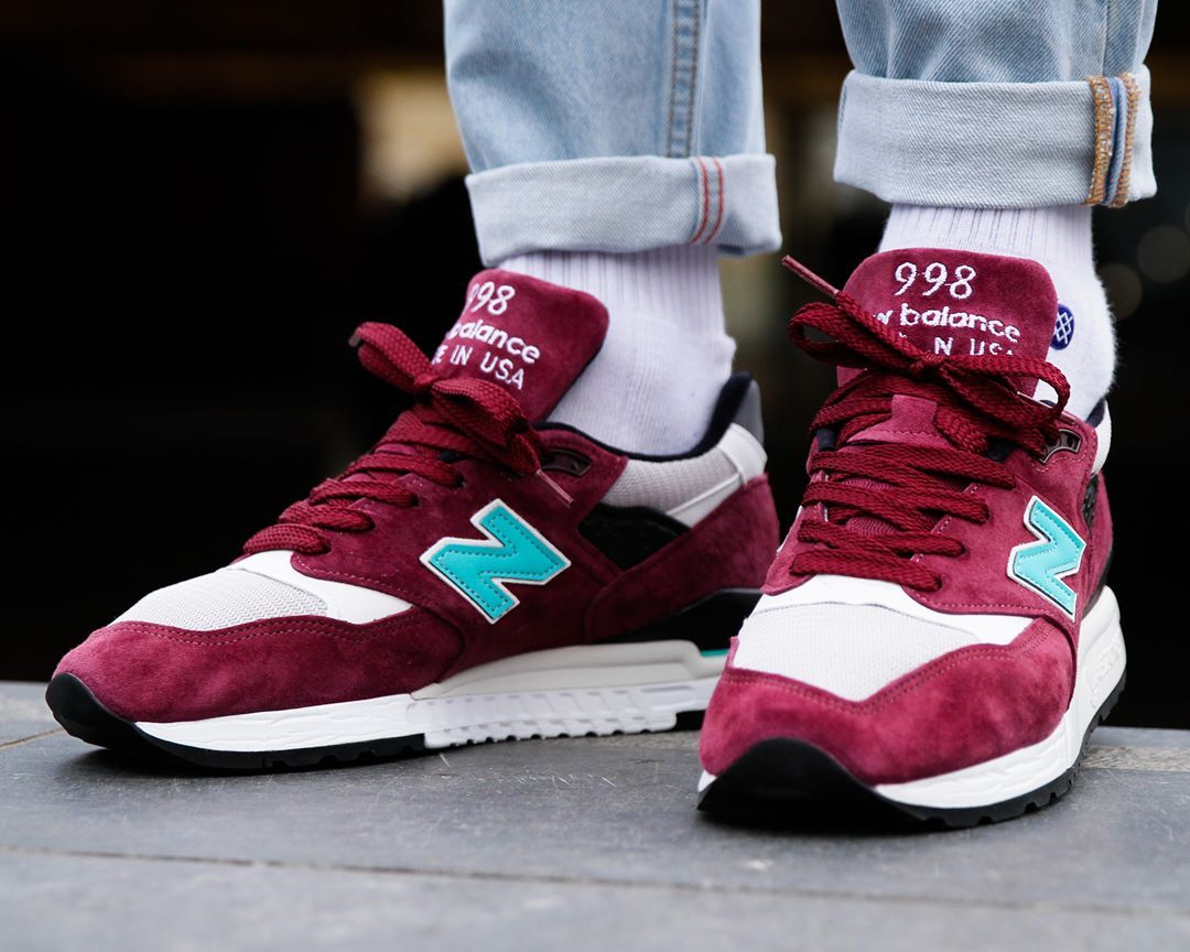 "buy online 653a4 42ab7 THE BOX Concept Store on Instagram  ""New Balance - M998AWC (Made in USA)    Onderdeel van de premiumcollectie.  newbalance  nb998  nblifestyle  thbx   nb ..."