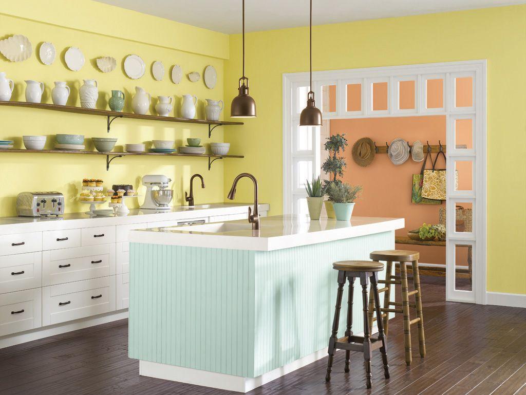 Color Design Kitchens Com Yellow Kitchen Designs Kitchen Colors Yellow Kitchen