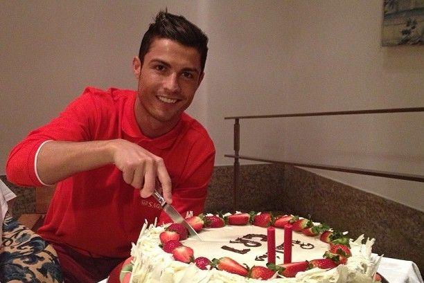 Geburtstag cristiano ronaldo