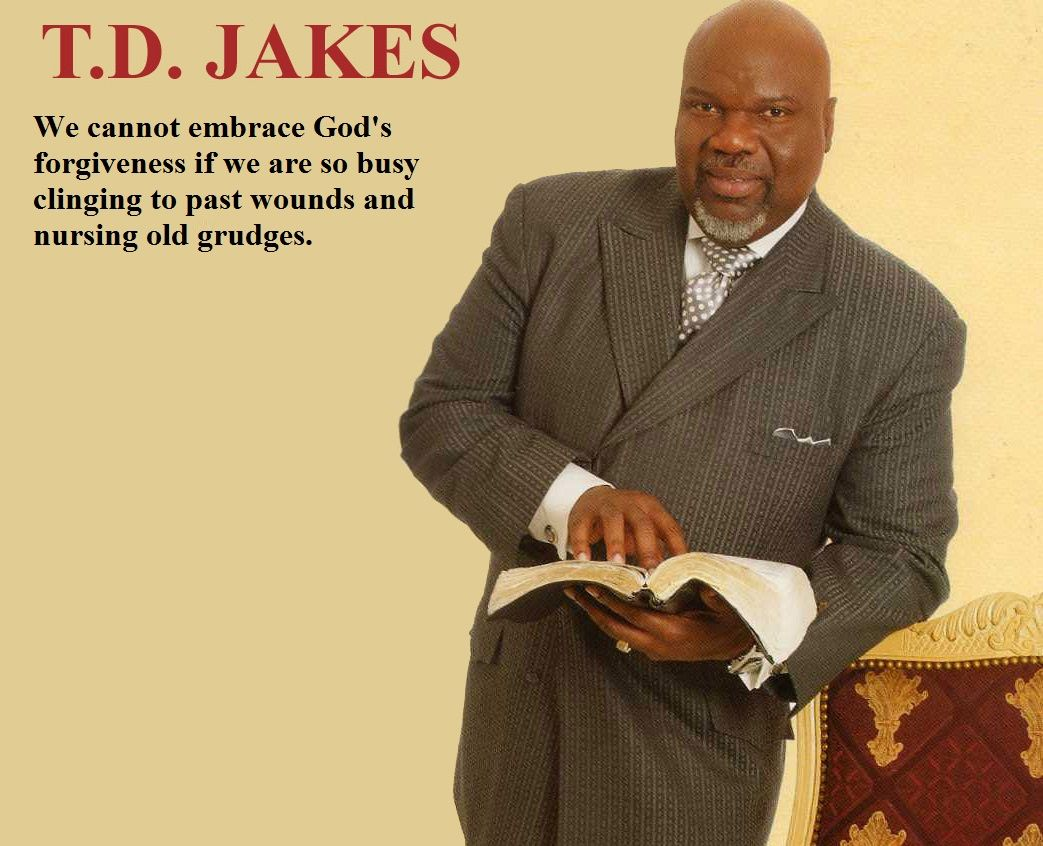 Td Jakes Quotes On Life T.djakes Quotes Know More About Him  Httpwww.thecelebworth
