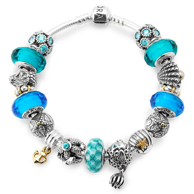 How Much Are Charm Bracelets: Explore The Beauty Of Life Under The Sea, Anytime, With