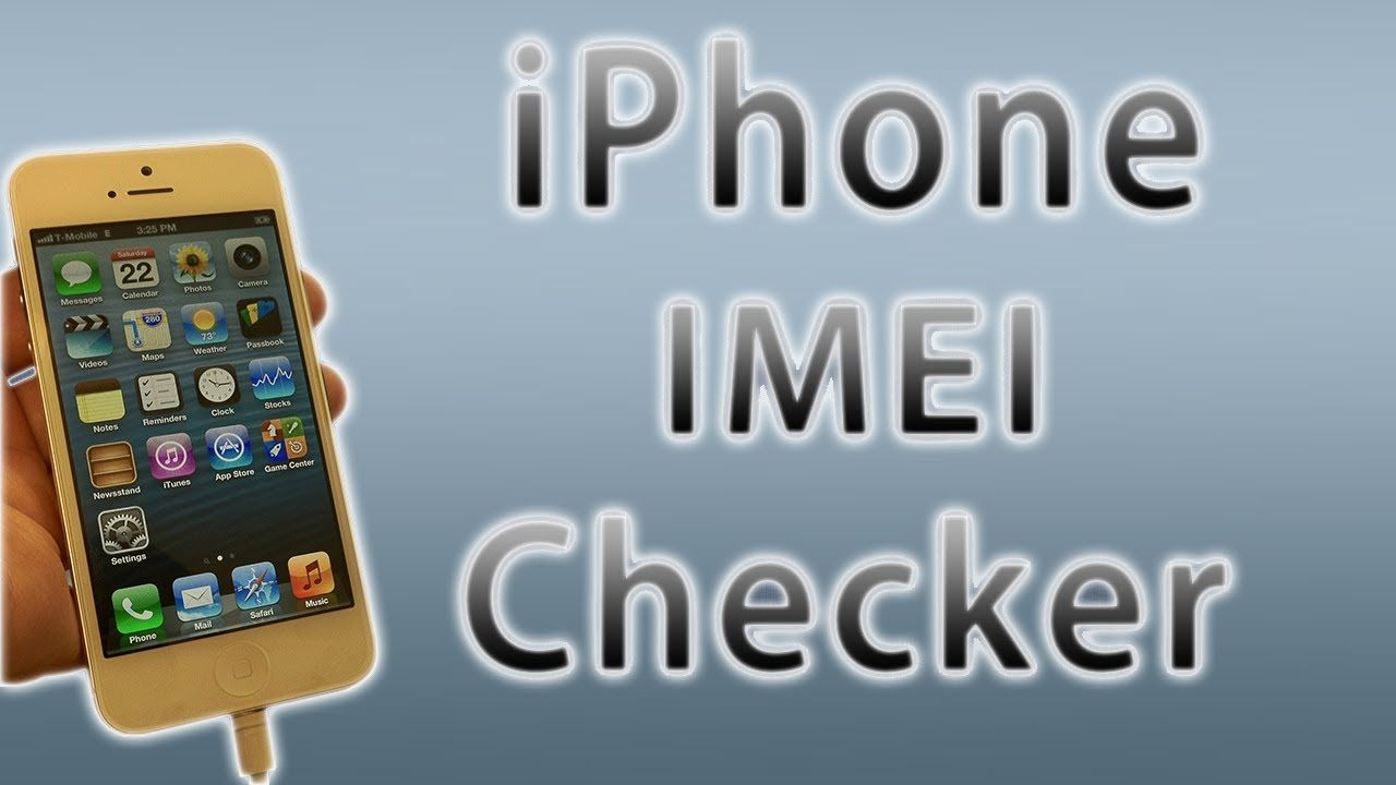 iPhone IMEI Checker - Check Carrier / Unlock Status #Apple #iPhone