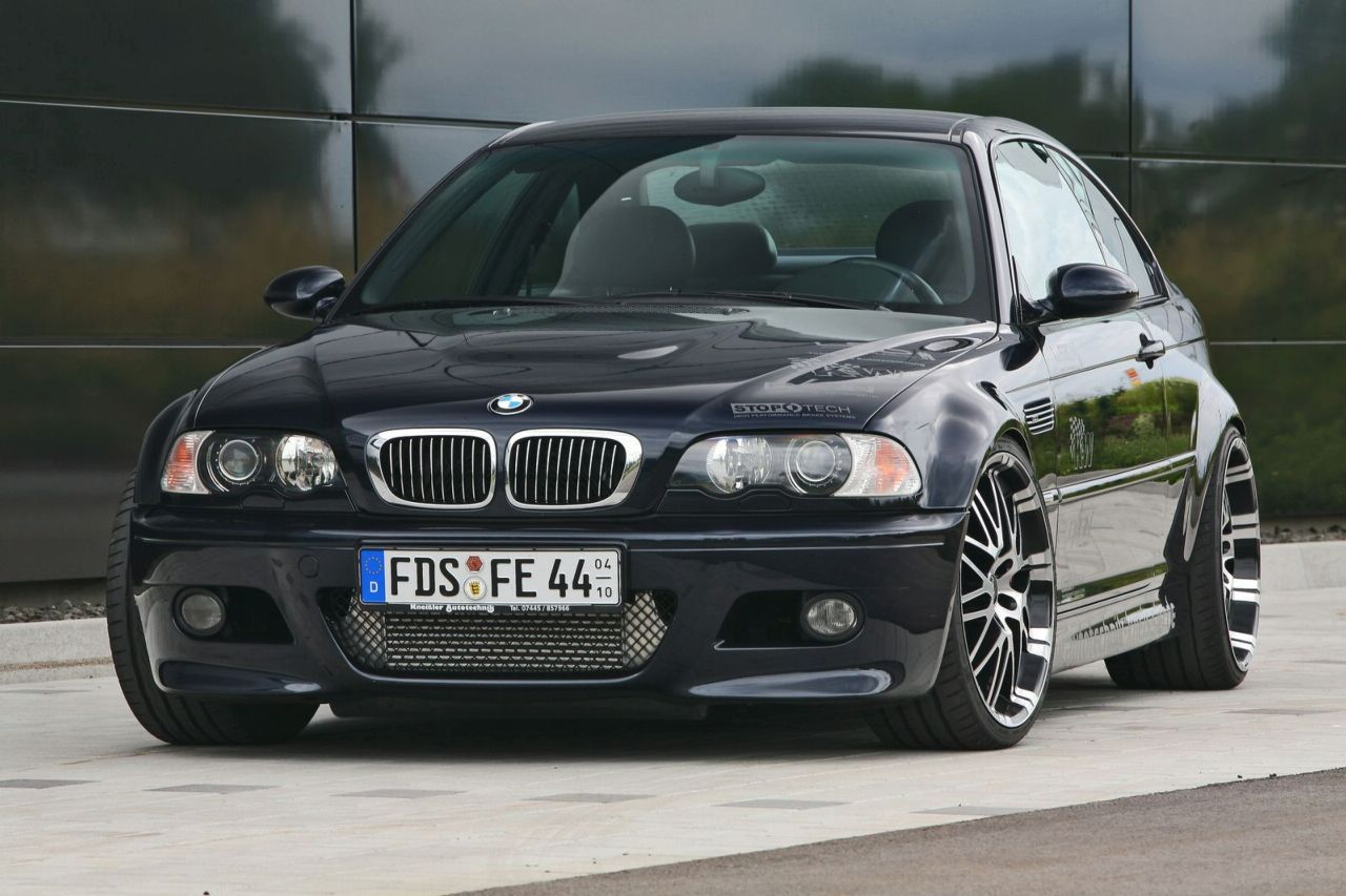 Bmw e46 m3 as if the stock engine wasn t enough this one