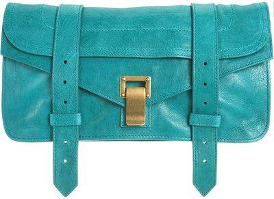 Proenza Schouler PS1 Pochette Leather