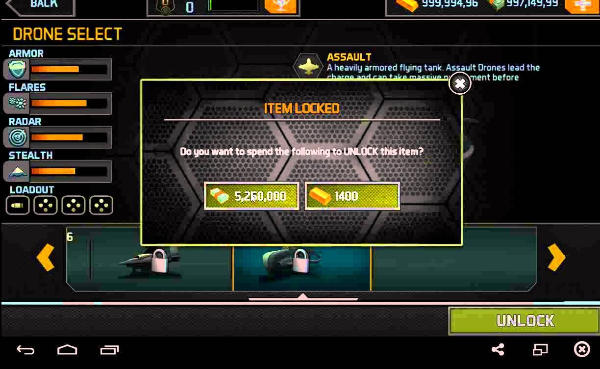 drone shadow strike 1 1 62 apk mod (Unlimited Cash and Gold