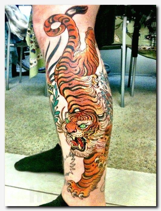 Pin On Tiger Tattoo