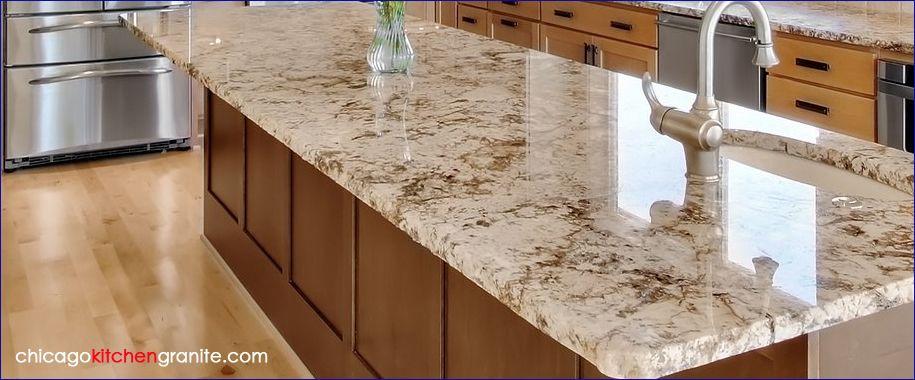 Chicago Kitchen Granite Countertops Granite Countertops Kitchen