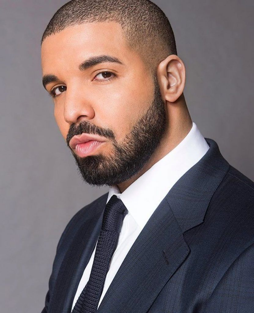 29261f8816e The Drake Haircut: Achieving Drake's Best Looks - #MenHairstyles #drake  #buzzcut #lowcut
