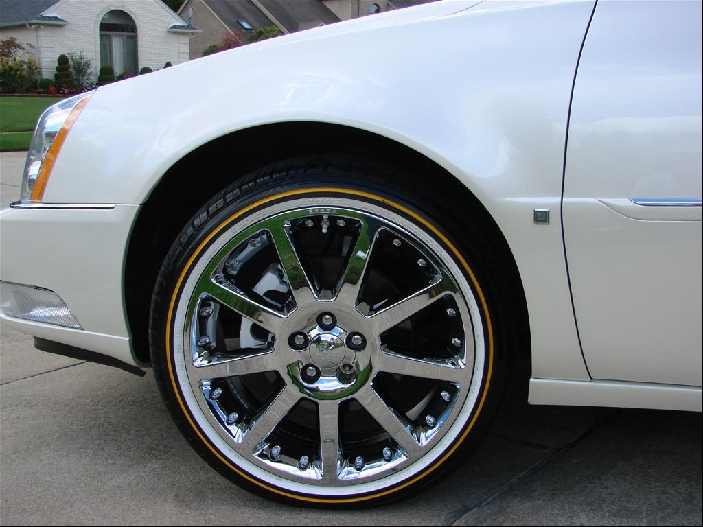 tires cadillac and wheels vogue for whitewall wire
