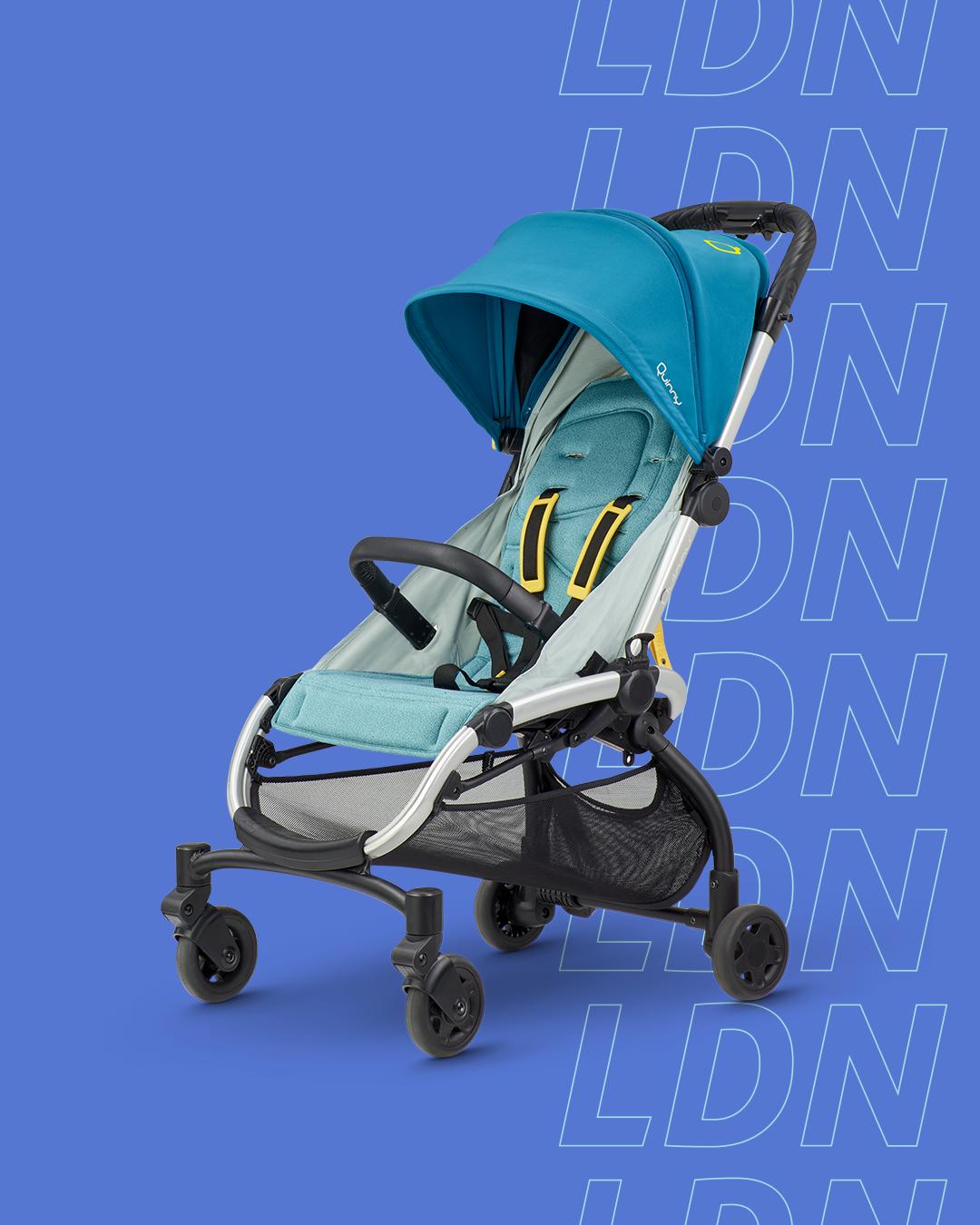 Quinny LDN in 2020 Quinny stroller, Quinny, Stroller