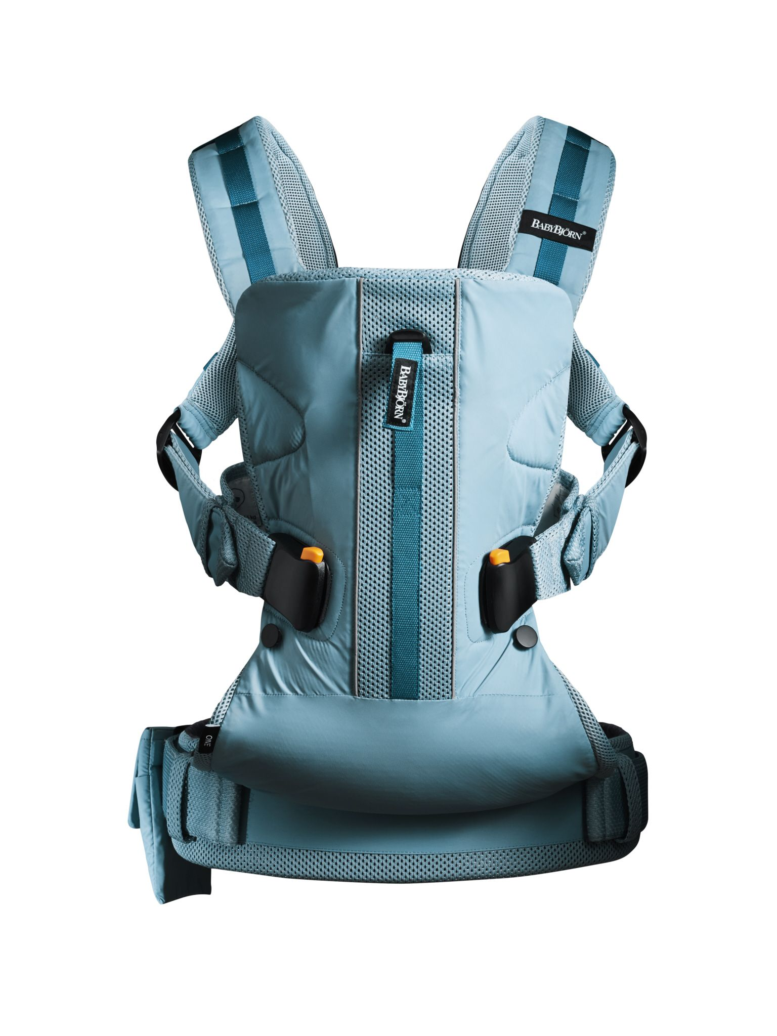 7a0ebd31116 BabyBjorn s New Hip Healthy Baby Carrier One Outdoors