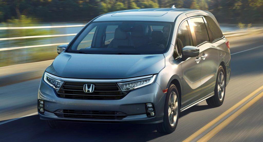 2021 Honda Odyssey BestSelling Minivan Receives More