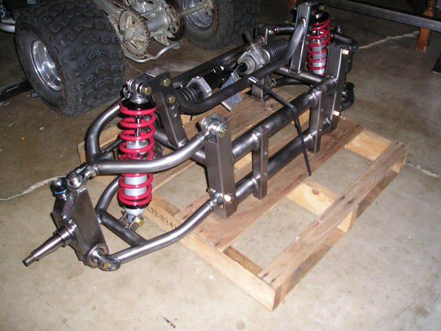 Vw beetle coilover prototype.... | Vw baja, Baja bug, Baja