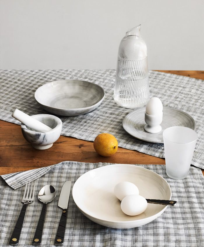 Zara Home's New Linen Line Is Gorgeous