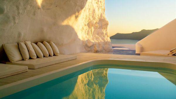 Top 11 der schönsten Griechenland Hotels mit atemberaubender Aussicht - Dekoration Data #visitgreece