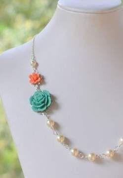 Beste Hochzeit Brautjungfern Kleider Türkis Koralle Ideen #turquoisecoralweddings B ... ,  #B... #turquoisecoralweddings
