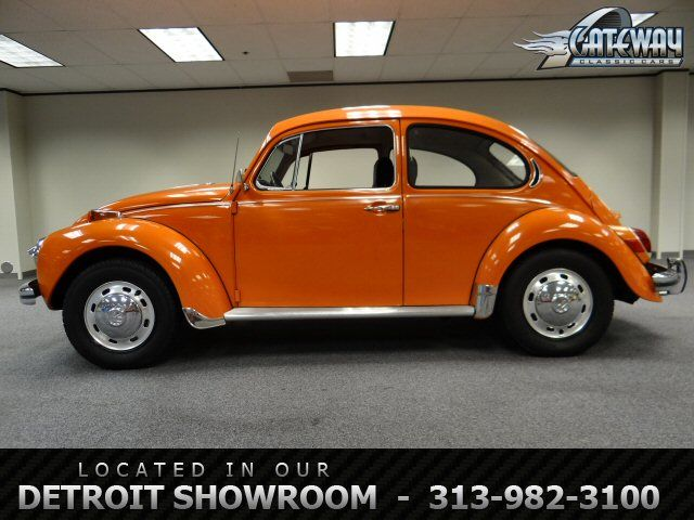 1972 Volkswagen Super Beetle My Baby From 1985 To 1989