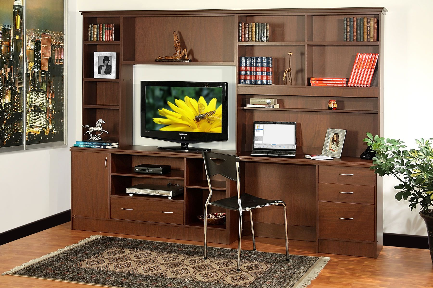 bibliotecas y centros de entretenimiento diseos modulares cali colombia - Diseos Modulares