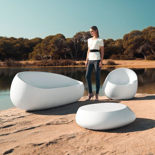 Stone Lounge Chair in 2018 outdoor furniture Pinterest Stone