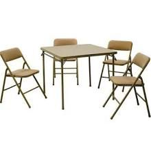 Folding Table Chairs Costco 99 Table And Chair Sets Folding Dining Table Best Folding Chairs