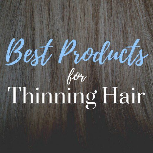 Best Products for Thinning Hair -  Learn about the best products I've found to care for, volumize, disguise, and regrow hair, along with some helpful tips to make thin hair look its best.  - #africanamericanHairCare #bestHairCare #blondeHairCare #coloredHairCare #curlyHairCare #HairCare #HairCaredamaged #HairCaredandruff #HairCarediy #HairCaredry #HairCareforsplitends #HairCarefrizzy #HairCaregrowth #HairCareproducts #HairCareroutine #HairCaretips #HairCaretreatments #healthyHairCare #longHairC