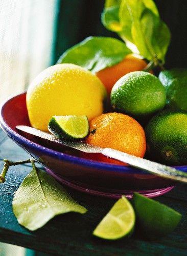 Citrus fruits - #9 richest source of vitamin C. Oranges, clementines, tangerines, all citrus fruits (juice, pulp and zest).