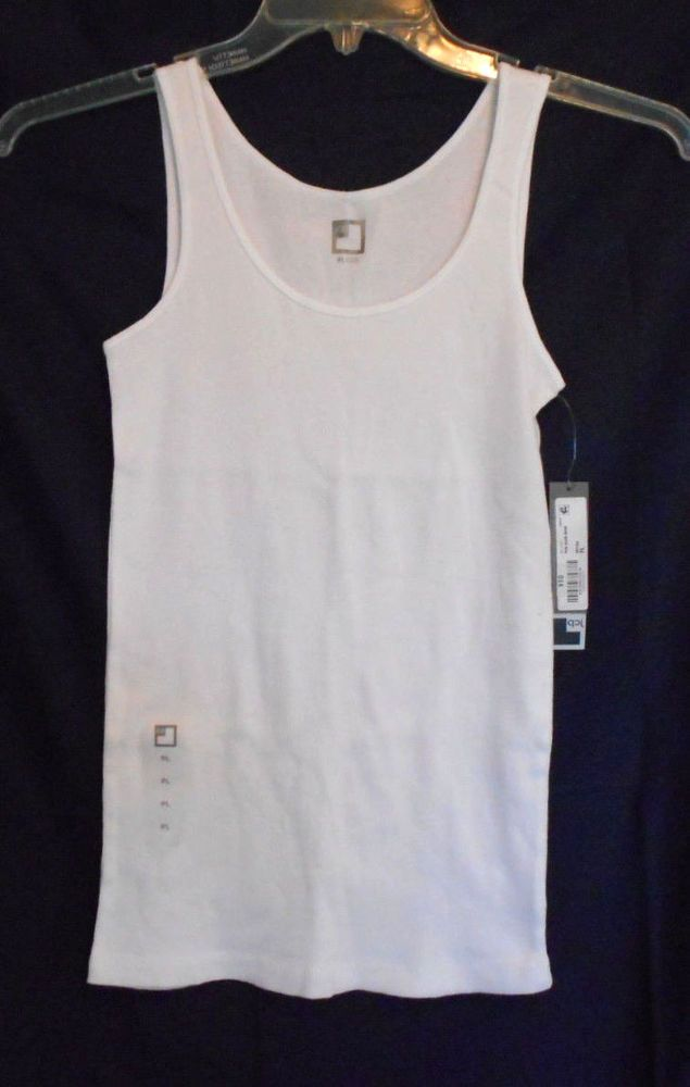 NEW with tags JC Penny T Shirt Size PL 100% Ribbed Cotton  #JCPenny #BasicTee