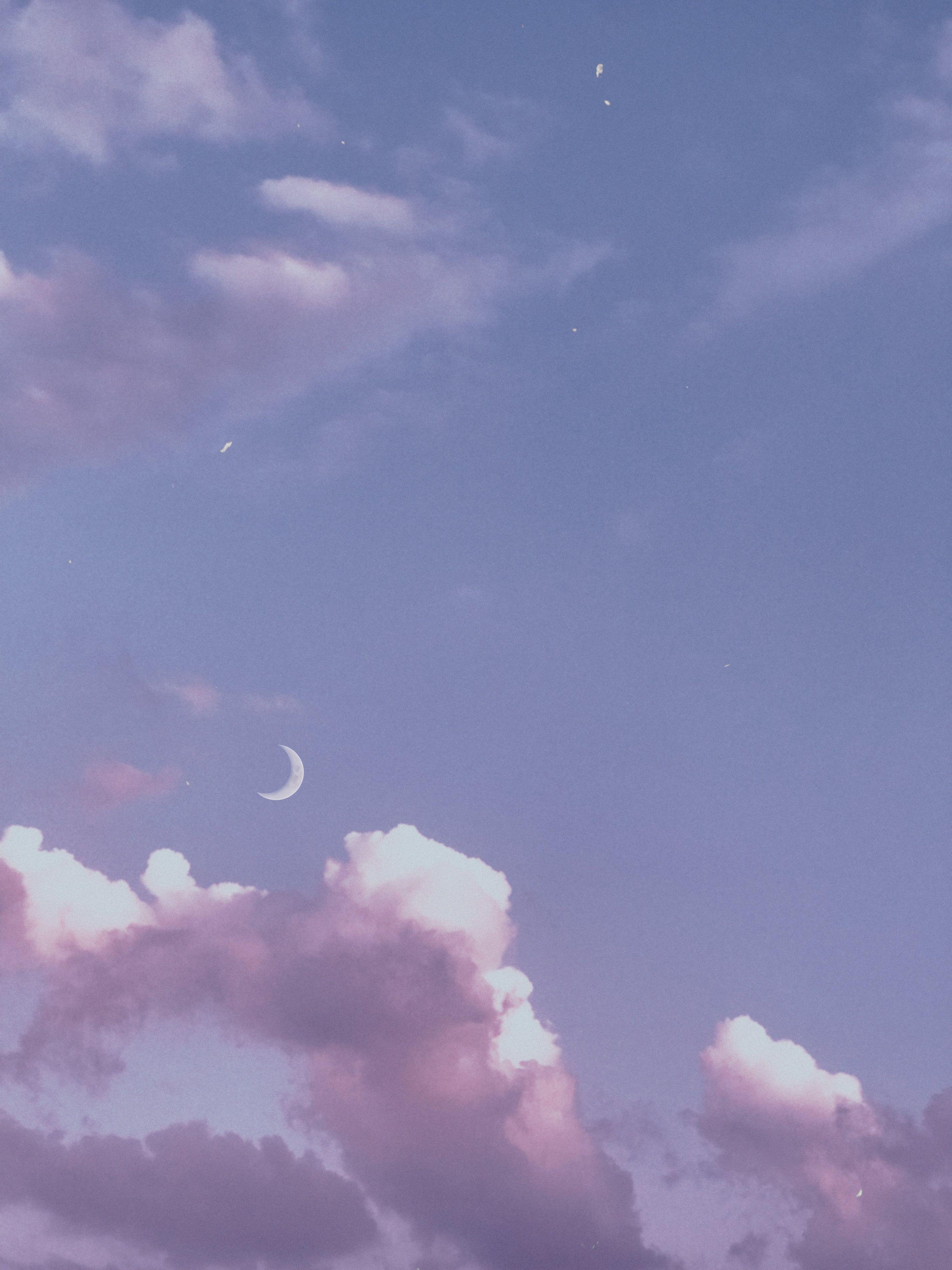 Clouds Sky Aesthetic Purple Sky Aesthetic Purple Sky