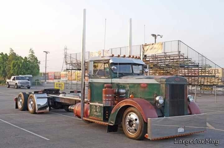 Image Result For Old Semi Truck Pictures Semi Trucks Trucks