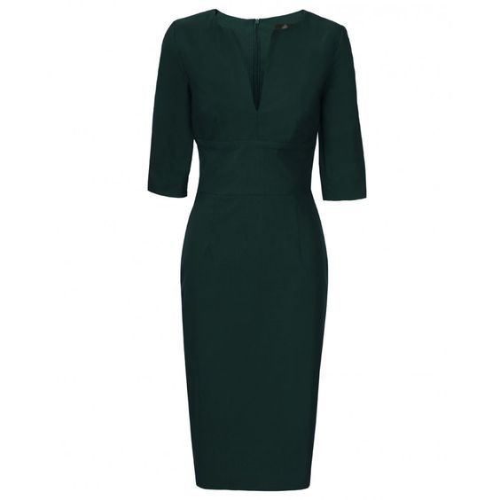 Black dress 3 4 years green