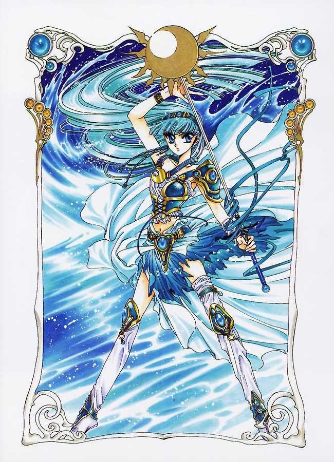 Pin by 愛 on Magic Knight Rayearth Magic knight rayearth
