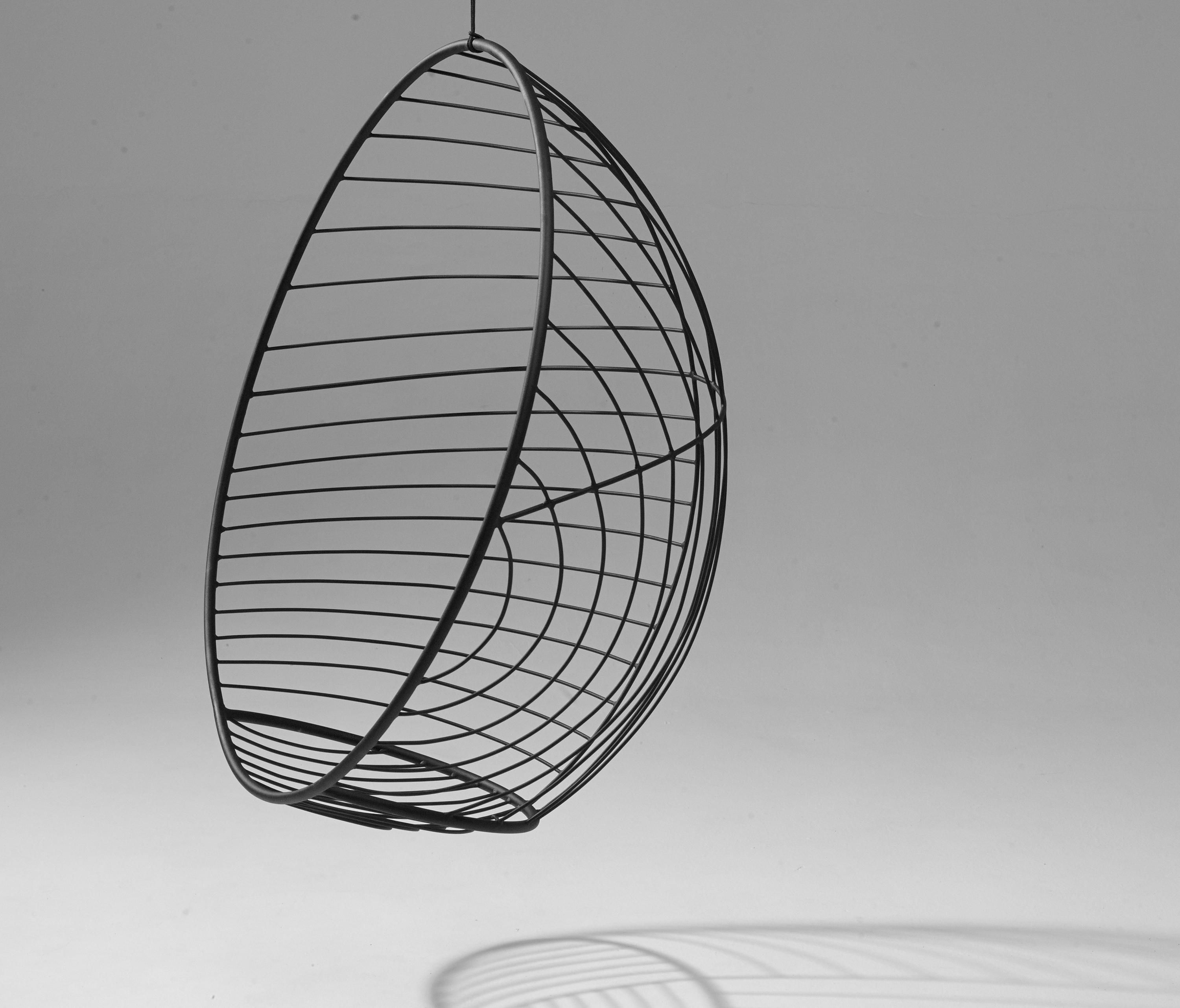 Bubble Circle Hanging Swing Chair By Studio Stirling