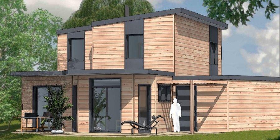 construire maison jumelée sur un terrain - Recherche Google maison