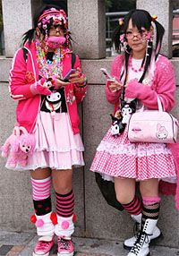 Decora Fashion Decora Pinterest Harajuku Teen Style And