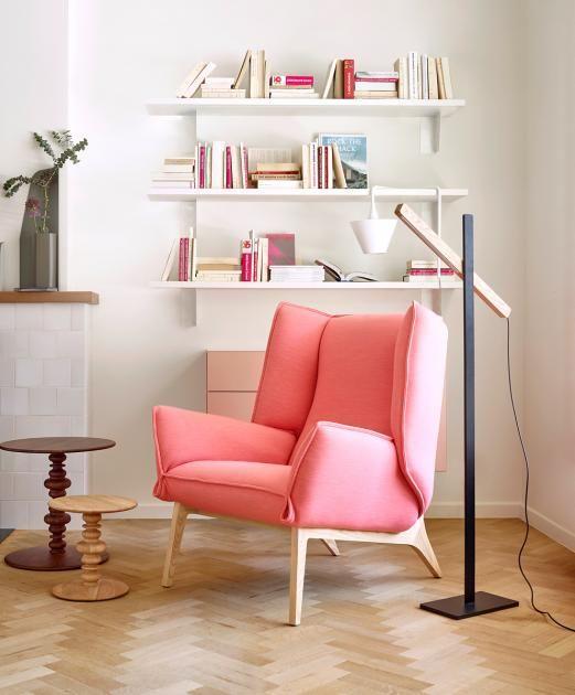 Möbel Und Accessoires Aus Holz Beistelltisch Kuf Von Ligne Roset