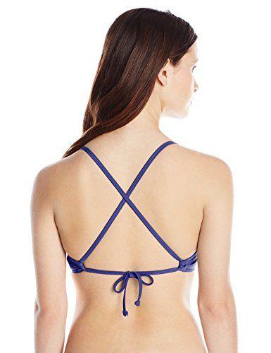30037a45cf100 Body Glove Women s Smoothies Solo Underwire Bikini Top