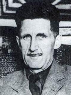 """George Orwell (author, """"Nineteen Eighty-Four,"""" """"Animal Farm"""")."""