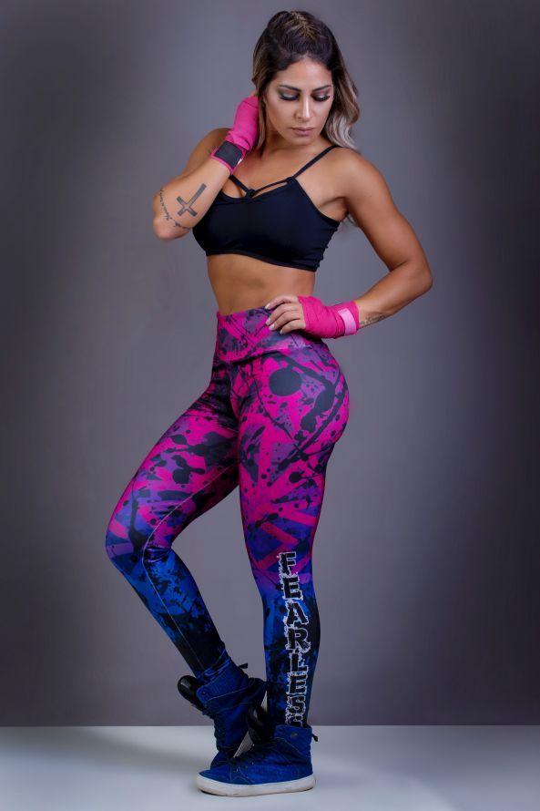 67e666a0d Moda Fitness - Donna Carioca