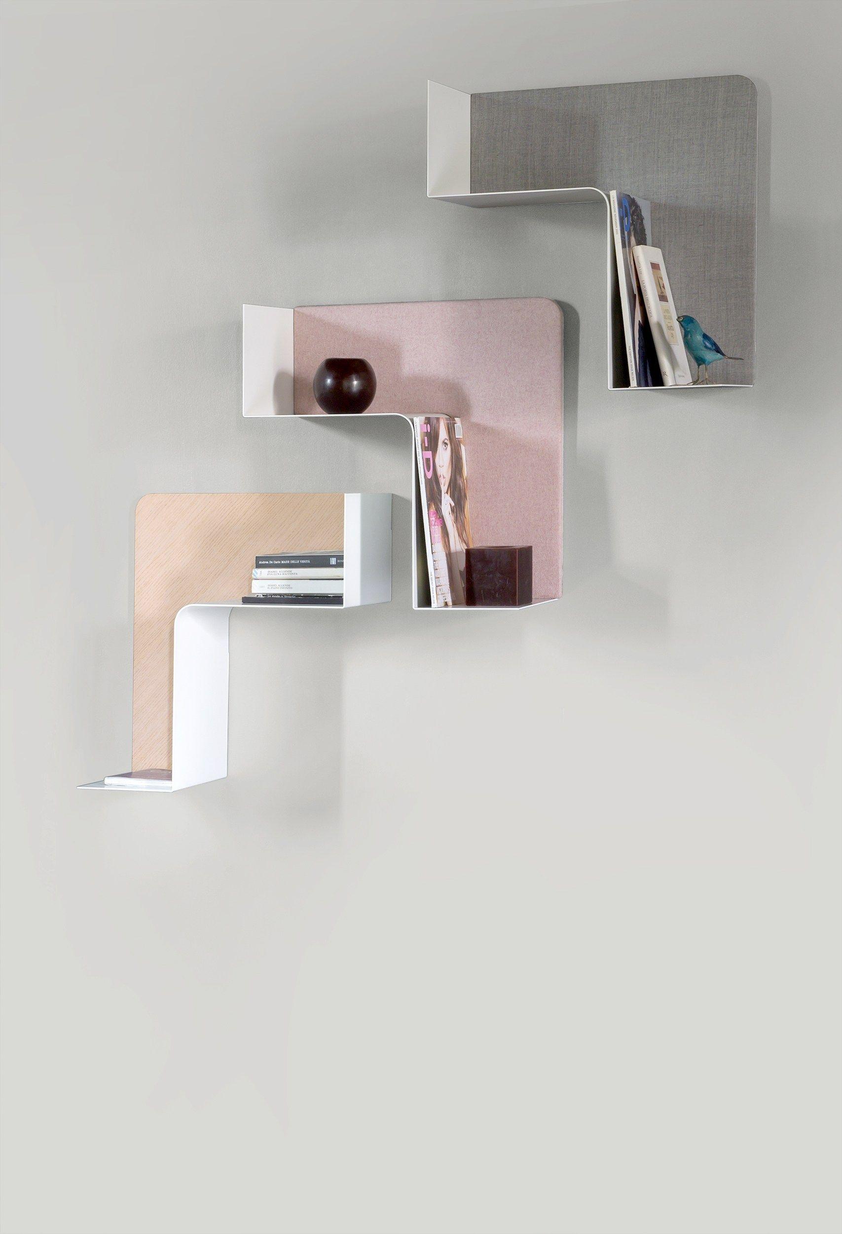 étagère Murale En Bois Fishbone By B Line Design Favaretto Home