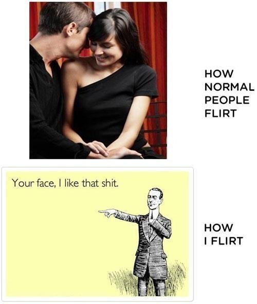 Wow flirten