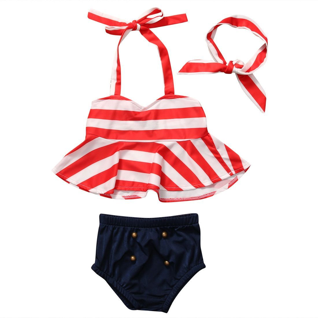 e24879a7c9 children swimwear girls swimwear baby kids biquini infantil swimsuit bikini  girl 2017 New summer bathing suit