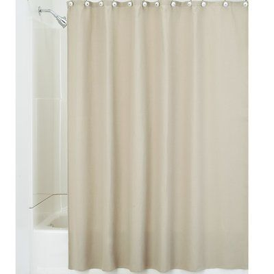 Greyleigh Simsbury Single Shower Curtain In 2019 Fabric Shower Curtains Curtains Shower