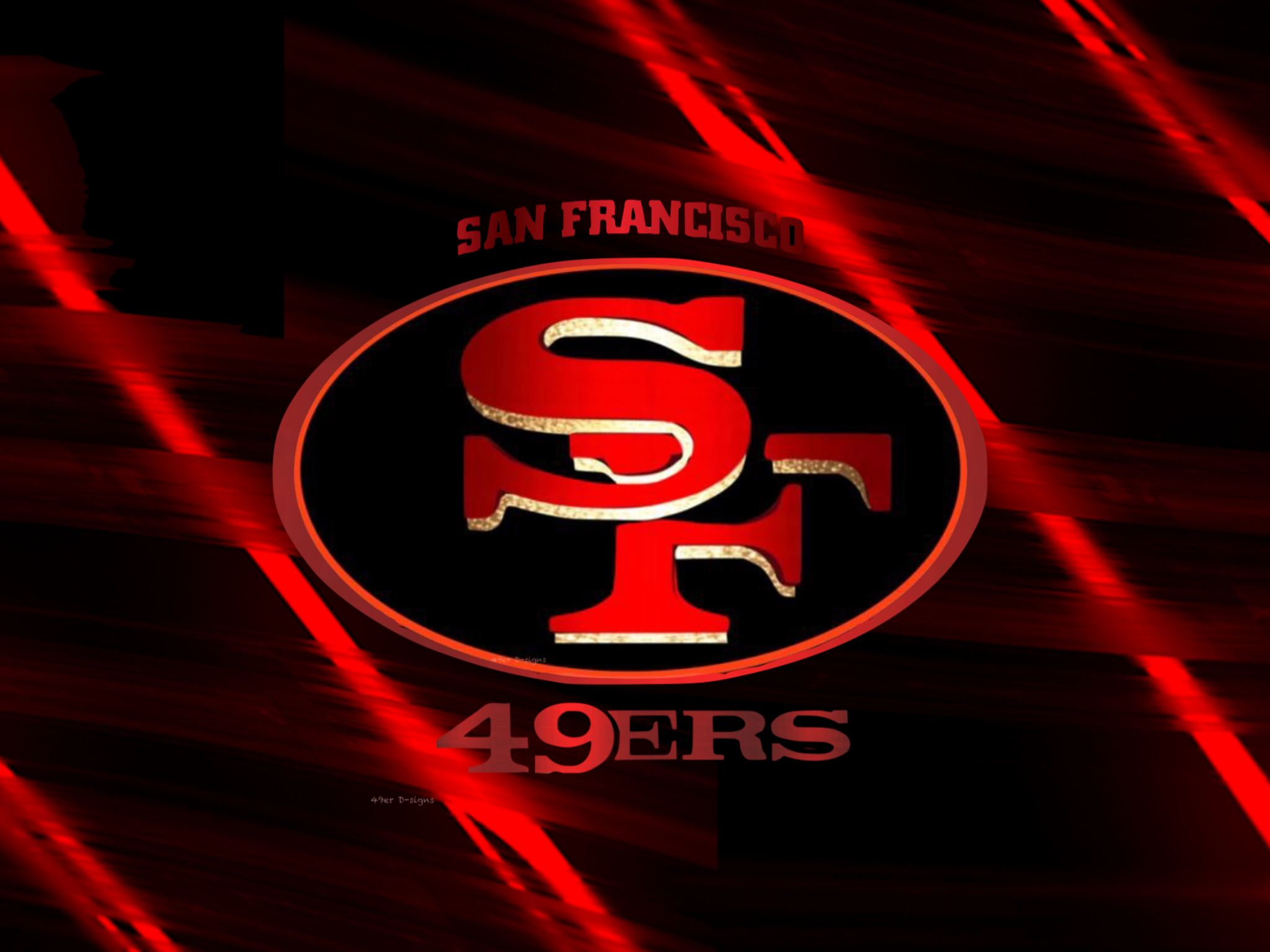 Pin by 49er Dsigns on 49er Logos in 2020 Sf 49ers