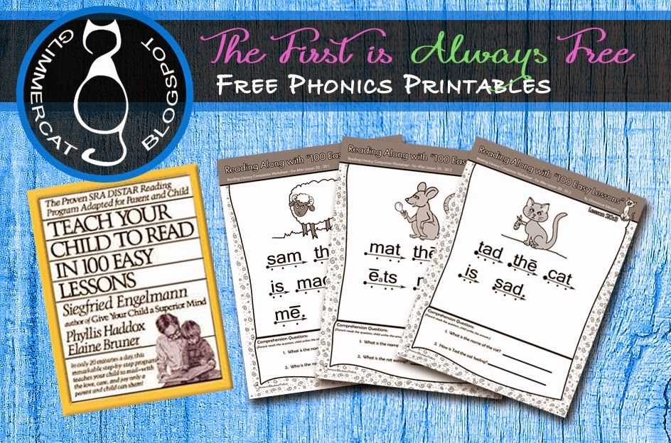Free companion printables for the reading resource how to teach phonics fandeluxe Choice Image