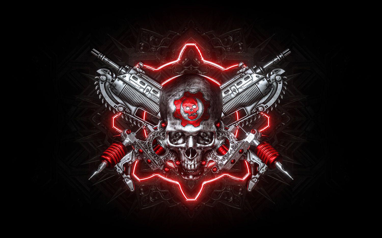 Billelis — XBOX Gears Ink in 2020 Gears of war, Ink, War