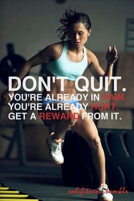 Motivational Thursday - 4/25/2013
