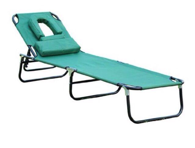 Beach Face Down Folding Lounge Chair Beach Lounge Chair Sun