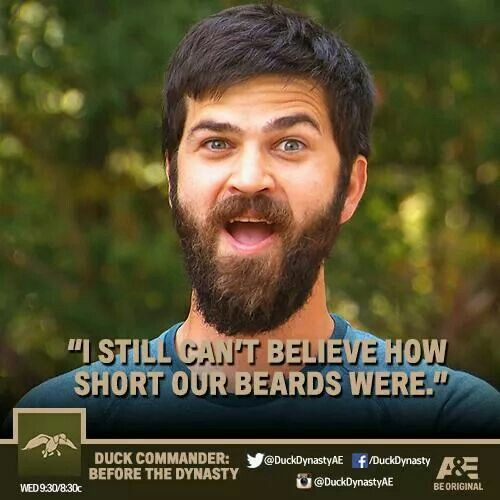 Duck Dynasty On Ae Facebook Post Jep Robertson Before The Long