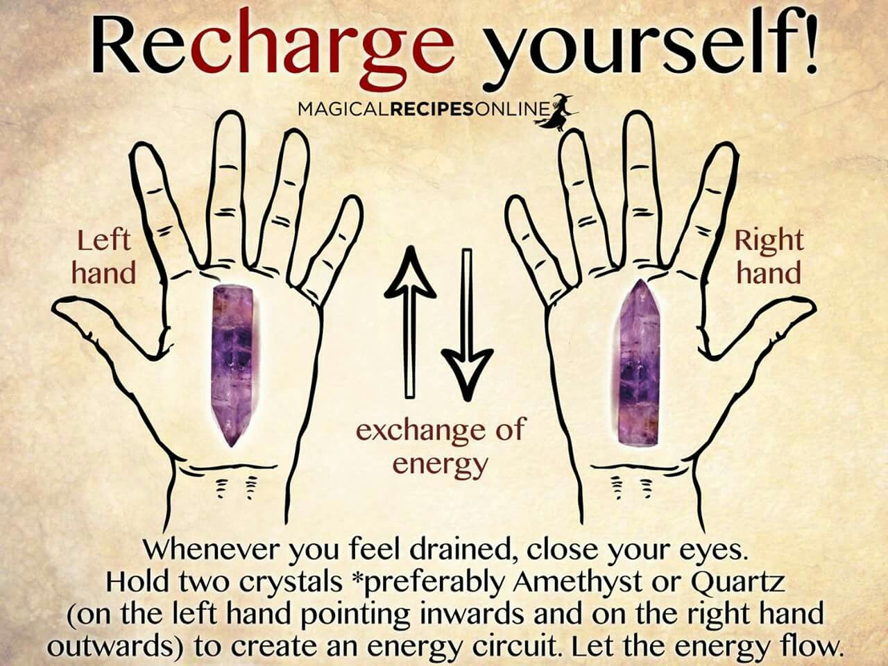 Watch How to Charge Crystals for Healing video